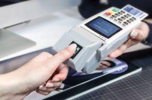 biometrico pagamento